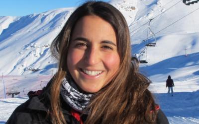 """Valeria Hasbún: """"a los niños les inculcamos que con perseverancia pueden lograr todo lo que quieran"""""""