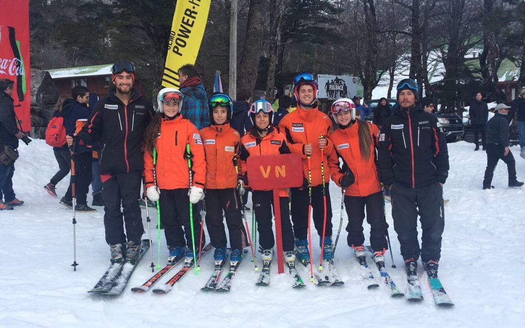 CVN estuvo presente en Campeonato Infantil Patagónico FIS 2017