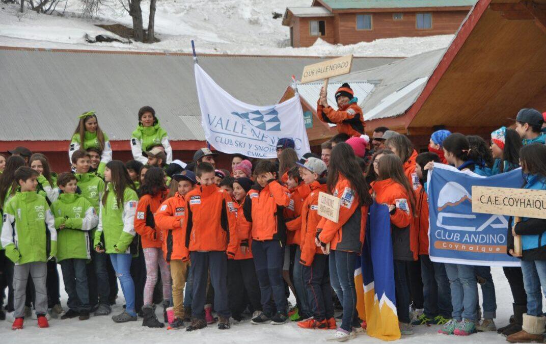 Revisa la fotos del Campeonato Nacional Infantil en Chillán